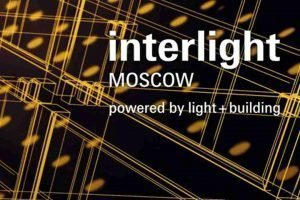 Interlight Moscow, powered by Light + Building @ IEC Expocentre, Pavilions 1, 7, 8 and Forum | Moskva | Mosca | Russia