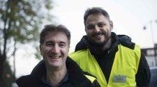 Roberto Corradini e Marco Palandella