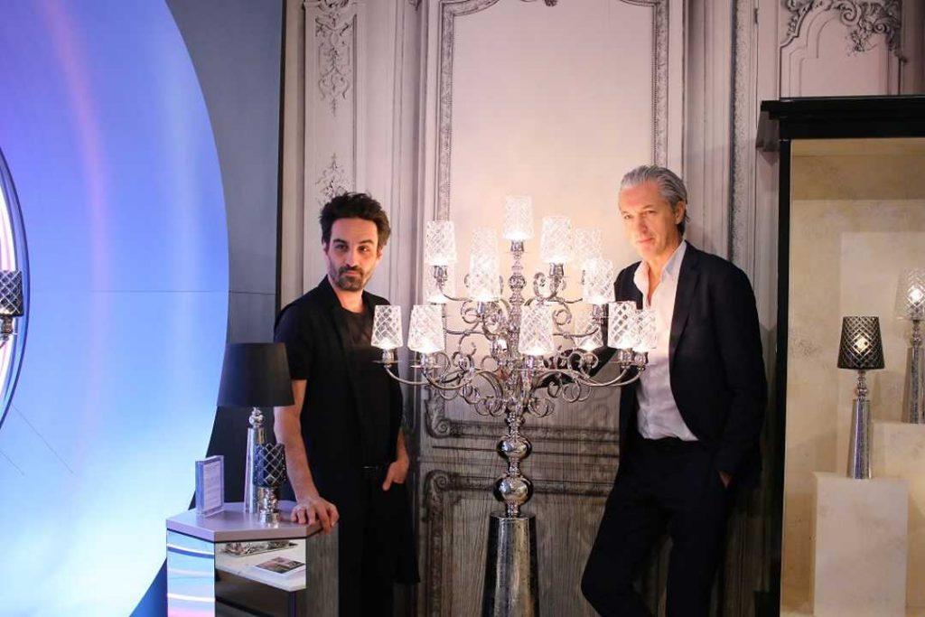Philippe Starck e Marcel Wanders